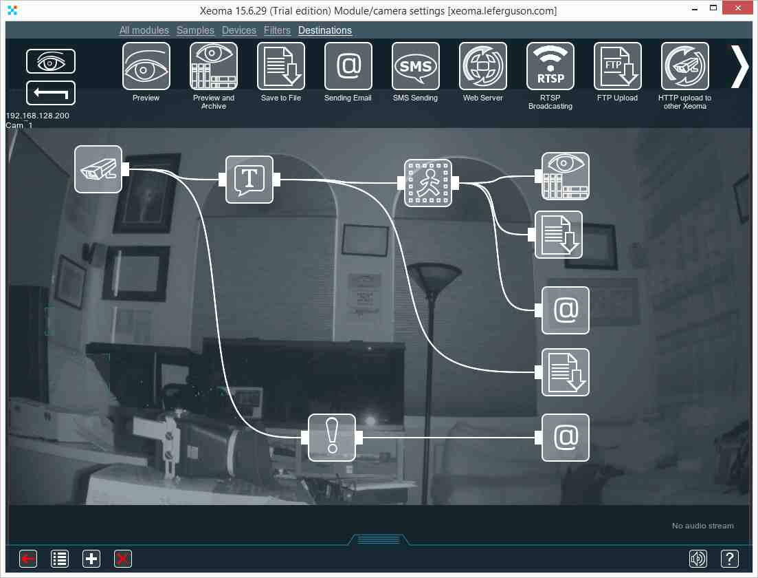 Searching for a Security Camera Video Management System – Linwood