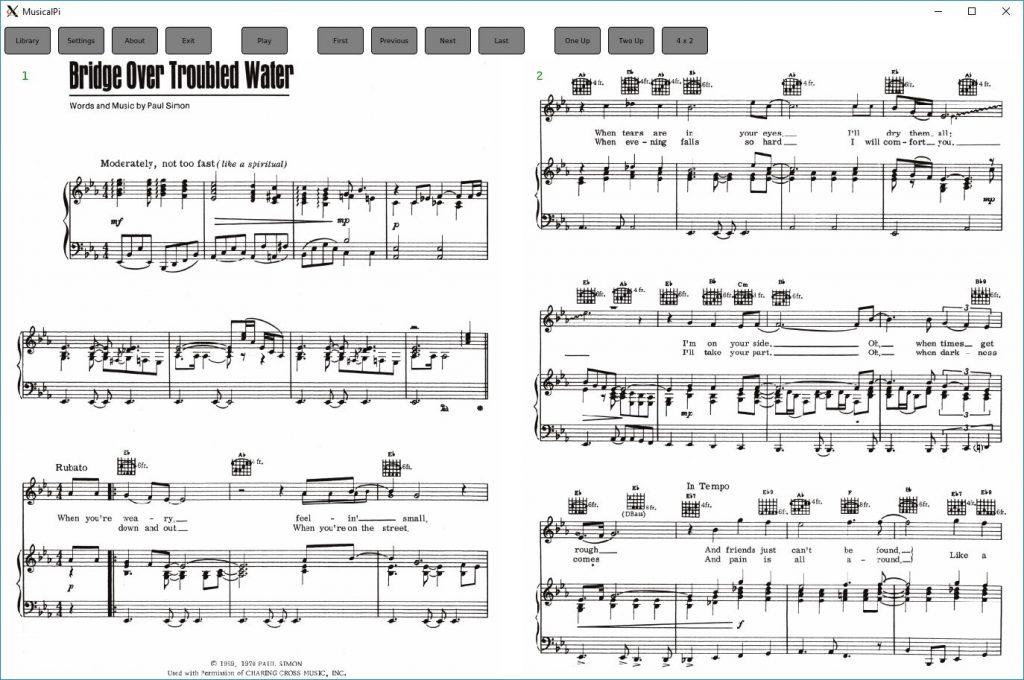 MusicalPi – QT Version Runs – Linwood Ferguson